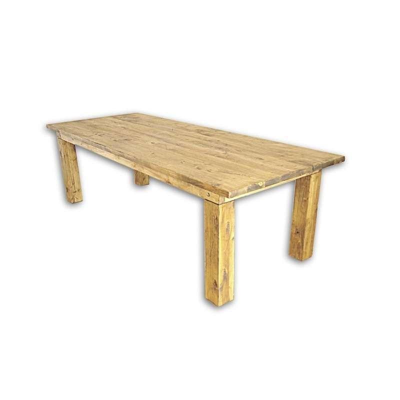 Stół drewniany Vintage